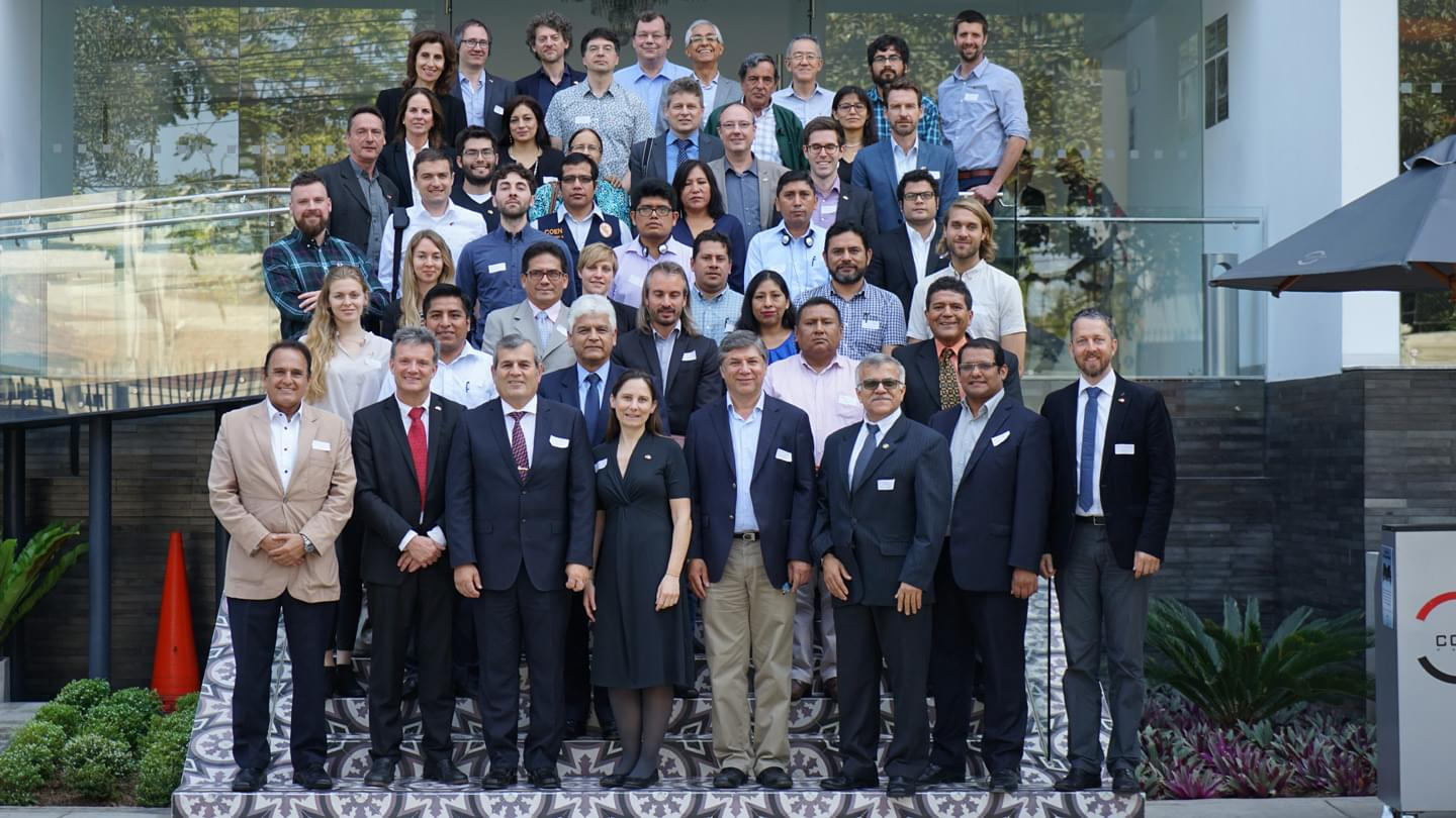 RIESGOS Workshop, April 19-20, 2018, Lima/Peru