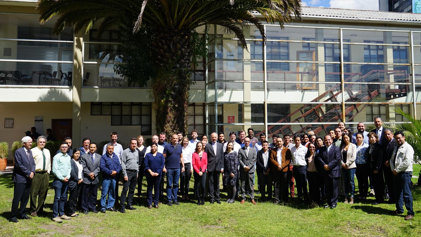 RIESGOS Workshop, 24 and 25 April 2018, Quito/Ecuador