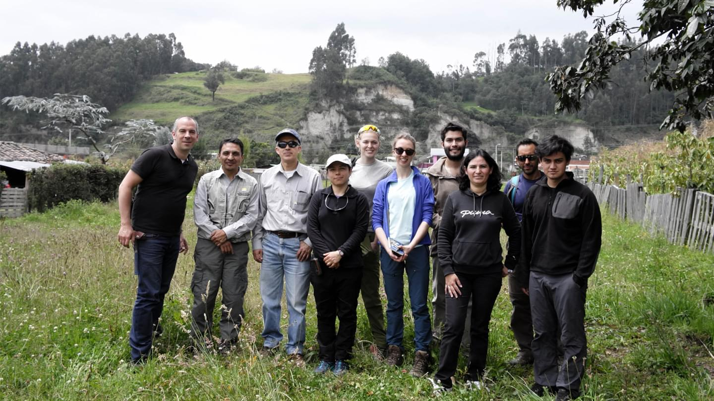 Joint Excursion on 26 April 2018, Valle de Los Chillos, Ecuador